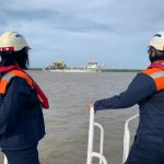 Dimar fija en 9,6 metros el nuevo calado en el puerto de Barranquilla